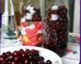 Приготовление вишневок фото