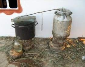Процесс изготовления самогонного аппарата из подручных средств фото
