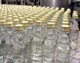 Производство водки в украине сократилось почти на 18% фото