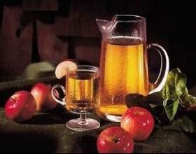 Простой рецепт домашнего вина из яблок фото