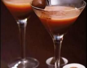 Простые рецепты шоколадных коктейлей фото