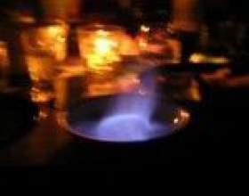 Проверка водки поджиганием фото