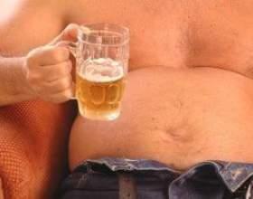 Растет ли от пива живот? фото