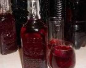 Рецепт барбарисового вина фото
