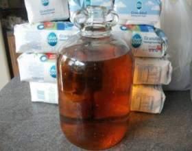 Рецепт браги для питья из варенья или сахара фото