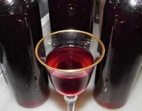 Рецепт домашнего клюквенного вина фото