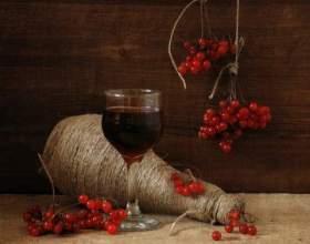 Рецепт домашнего вина из калины фото