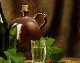 Рецепт, как делать чачу из винограда «изабеллфото