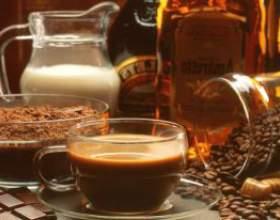 Рецепт как приготовить и пить кофе с коньяком фото
