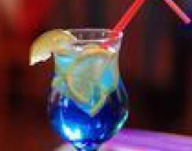 Рецепт коктейля голубая лагуна фото