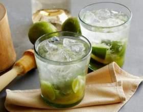 Рецепт коктейля «кайпиринья» фото
