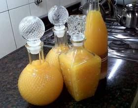 Рецепт ликера из мандаринов в домашних условиях фото