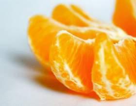 Рецепт мандариновой настойки (водки) фото