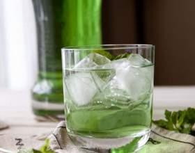 Рецепт мятной водки фото