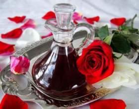 Рецепт наливки из лепестков роз фото