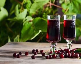 Рецепт настойки из вишни на водке фото