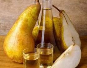 Рецепт самогона из груш в домашних условиях фото