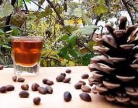 Рецепт самогона на кедровых орехах фото