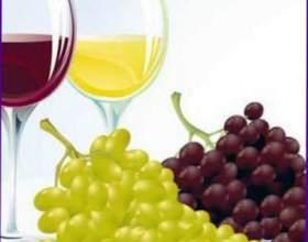 Рецепт виноградной наливки фото