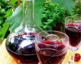 Рецепт вишневой наливки в домашних условиях фото