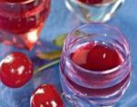 Рецепт вишневой водки (ликера) фото