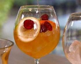 Рецепты алкогольного коктейля сангари фото