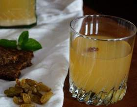 Рецепты домашнего кваса на сухарях фото