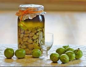 Рецепты домашних настоек с грецкими орехами фото