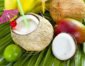 Рецепты кокосовых алкогольных коктейлей фото