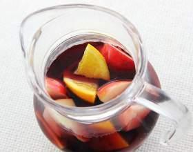 Рецепты коктейля «сангрия» в домашних условиях фото