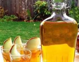 Рецепты наливки из яблок фото