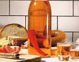 Рецепты перцовой водки в домашних условиях фото