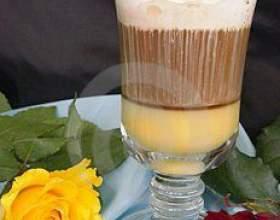 Рецепты популярных яичных коктейлей фото