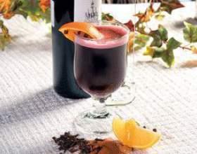 Рецепты приготовления глинтвейна из вина фото