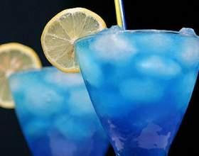 Рецепты приготовления коктейля «голубая лагунфото