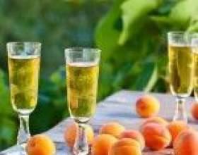 Рецепты самодельных абрикосовых настоек фото