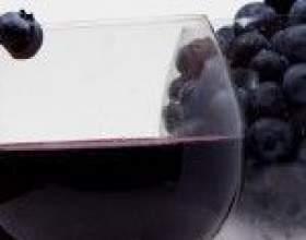 Рецепты вкусных черничных настоек фото