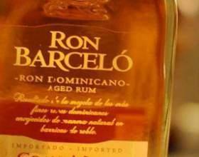 Ром барсело – доминиканский алкоголь разной крепости фото