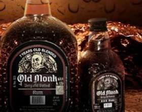 Ром олд монк – противоречивый напиток из индии фото