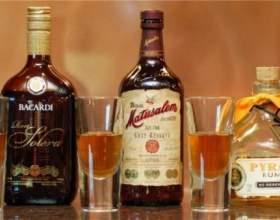 С чем пьют ром, как выбрать лучший способ в зависимости от цвета напитка фото