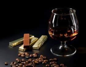 С каким шоколадом сочетается коньяк фото