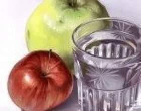 Самодельная водка с ароматом яблока фото