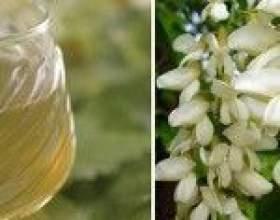 Самодельное вино из цветков белой акации (нектара) фото