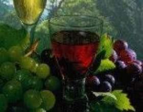 Самодельные виноградные настойки в домашних условиях фото