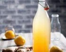 Самодельный имбирный эль – замена безалкогольному пиву фото