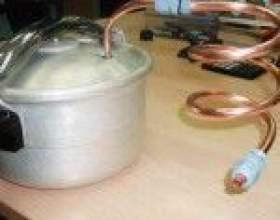 Самодельный самогонный аппарат из скороварки фото