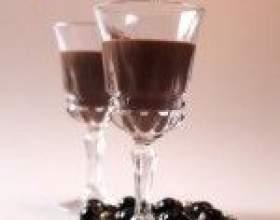 Самодельный шоколадный ликер фото