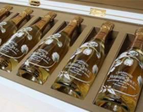 Самое дорогое и дешевое шампанское фото