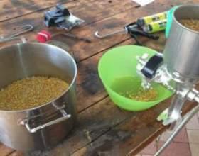 Самогон из кукурузы — домашний бурбон фото