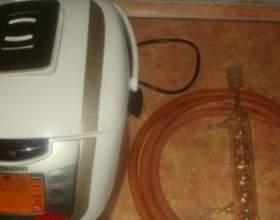 Самогон в мультиварке готовим на кухне дома фото
